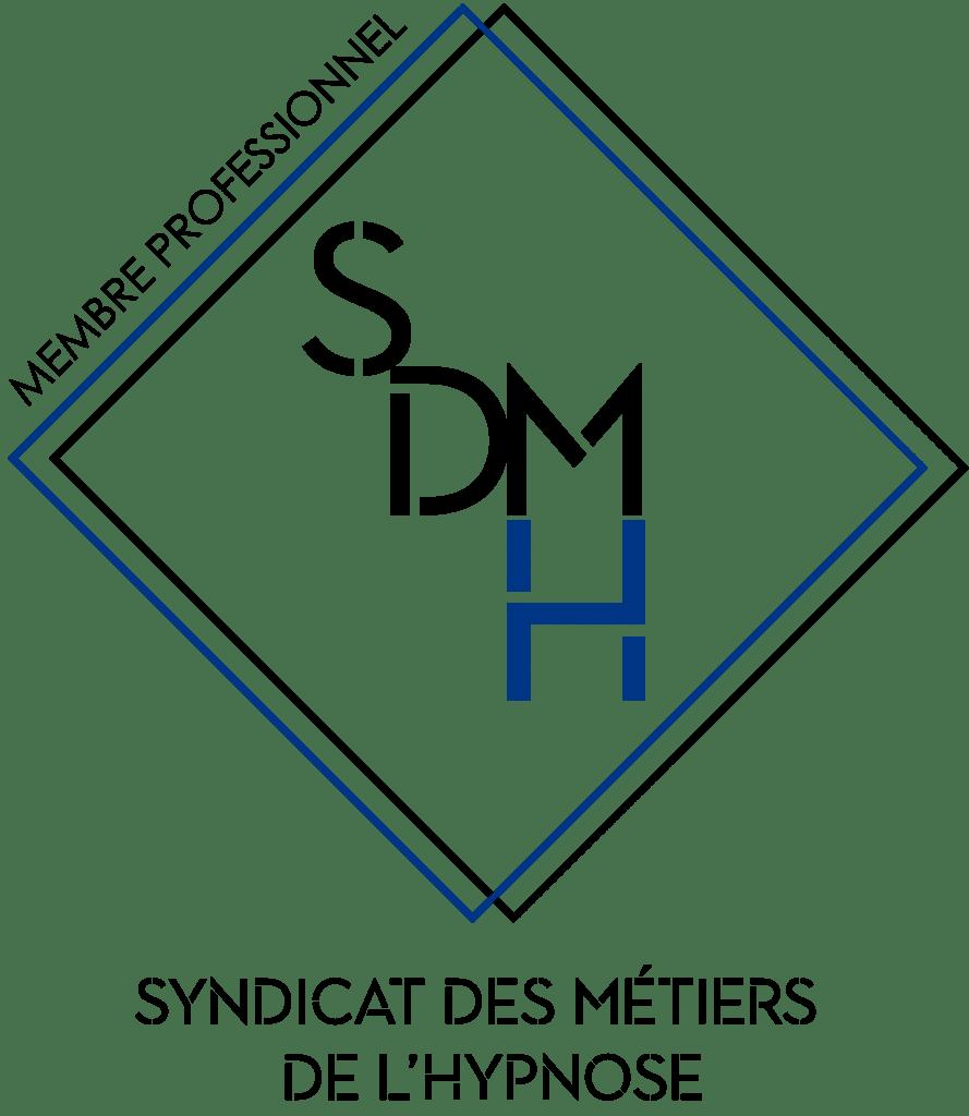 logo du syndicat des métiers de l'hypnose